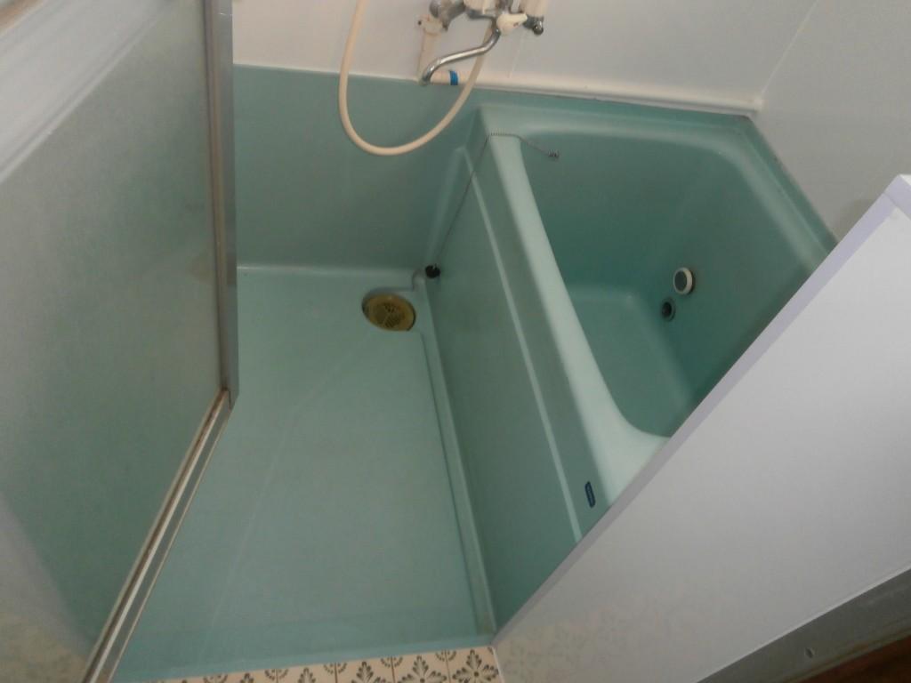 浴室リメイク施工前